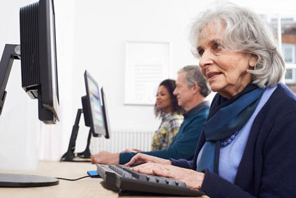 Free computer lessons for seniors Free training